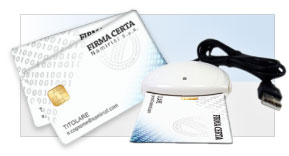 Firma Digitale - Smart Card